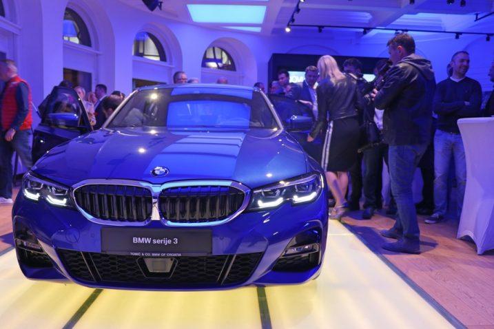 Potpuno novi BMW serije 3