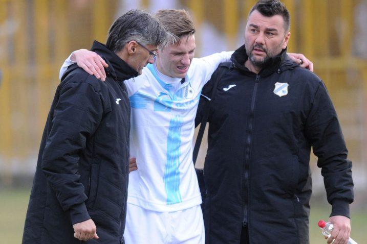 Boban Dangubić, Matej Vuk i Alen Ilić/Foto D. JELINEK