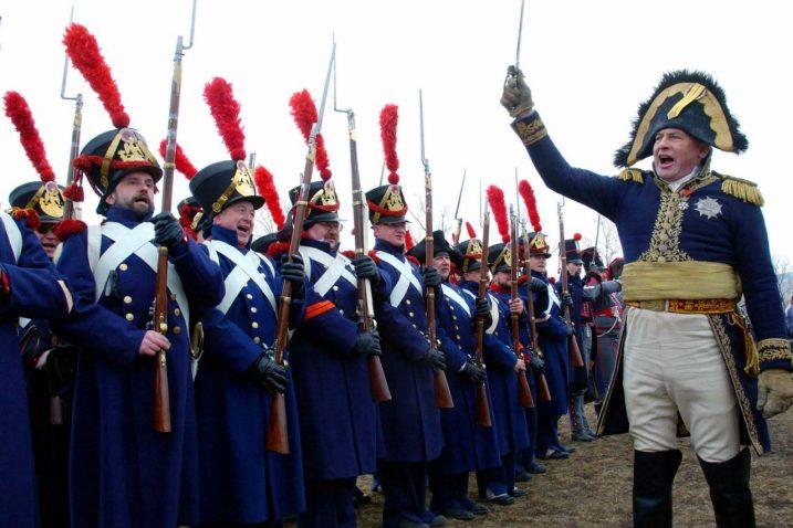 Sokolov je stručnja za Napoleona / Foto: REUTERS
