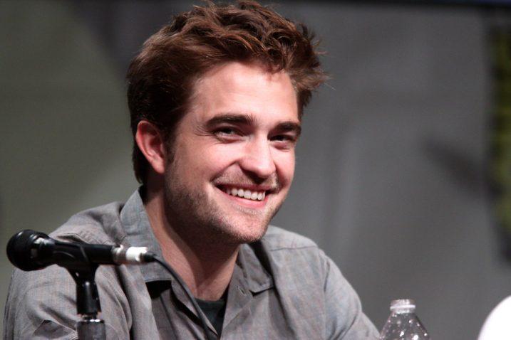 FOTO/Robert Pattinson, Flickr