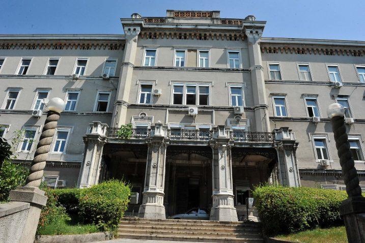 Stara zgrada uskoro dobiva novo ruho / Snimio Sergej DRECHSLER