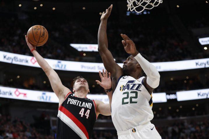 Mario Hezonja s Portlandom nadigrao Bogdanovića i Utah/Foto USA TODAY Sports