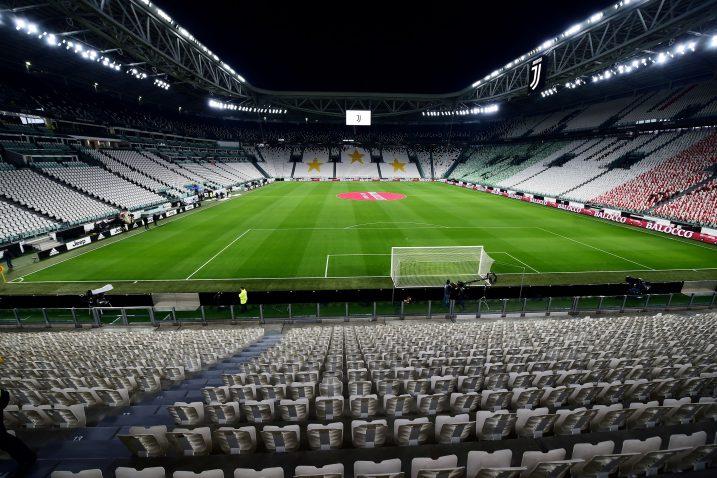 Stadion Juventusa/Foto REUTERS