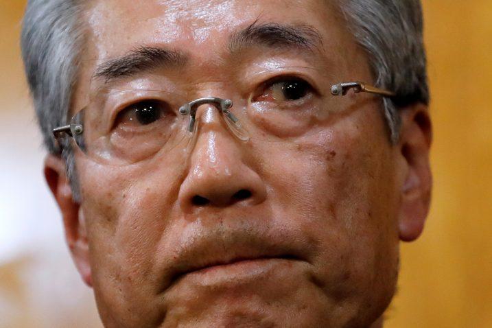 Tsunekazu Takeda/Foto REUTERS