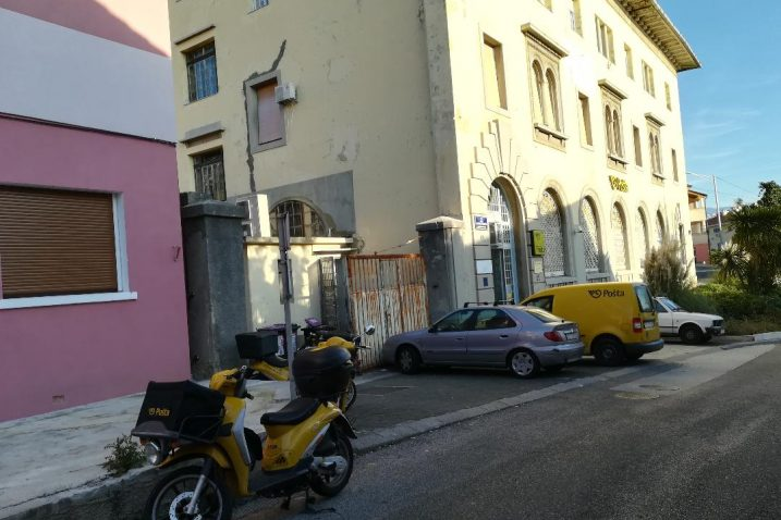 Zgrada Hrvatske pošte u Opatiji / Foto  A. KUĆEL-ILIĆ