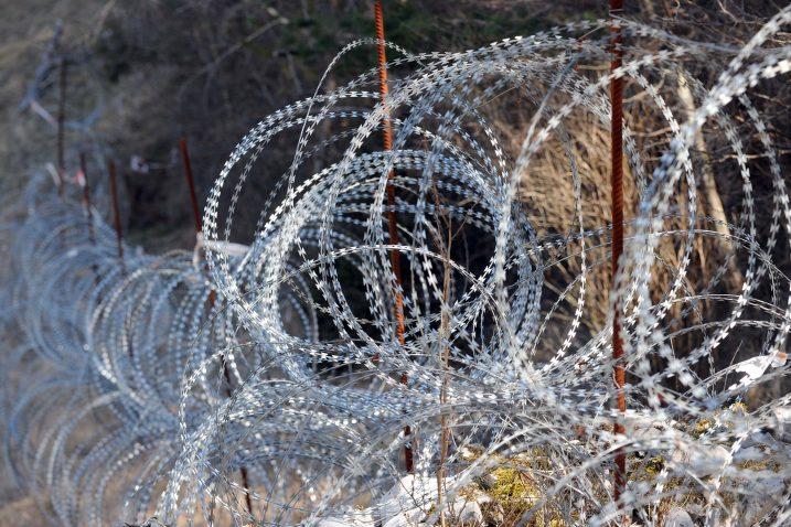 Zatvaranje europskih granica otvorilo biznis krijumčarima ljudi / Foto Vedran Karuza