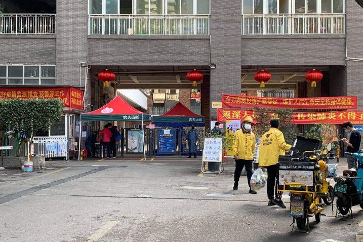 Život u Shenzhenu utihnuo je s pojavom epidemije, ali panike među ljudima nema, život se nastavlja / Foto Livio DEFRANZA
