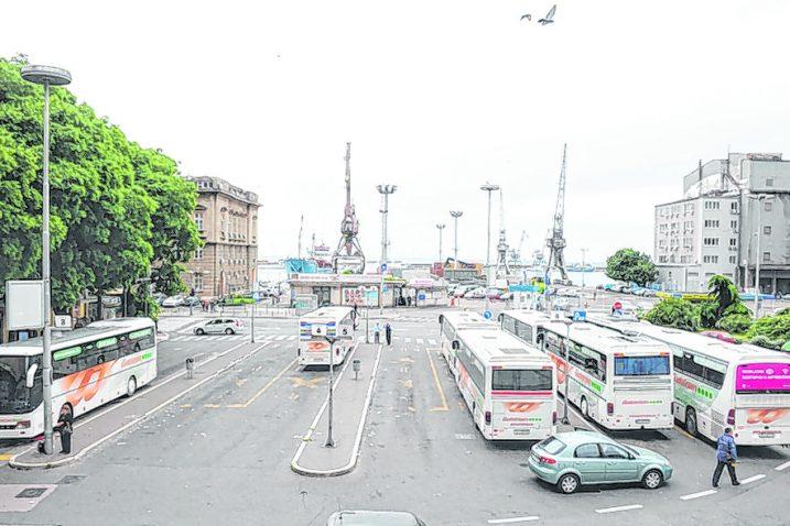 Privatni prijevoznici najavljuju ukidanje linija Foto/Vedran KARUZA