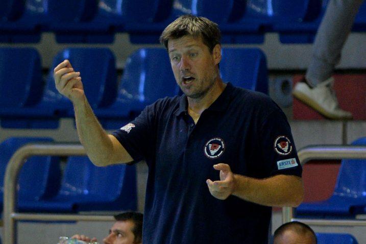 Igor Hinić, trener vaterpolista Primorja EB/Foto Arhiva NL