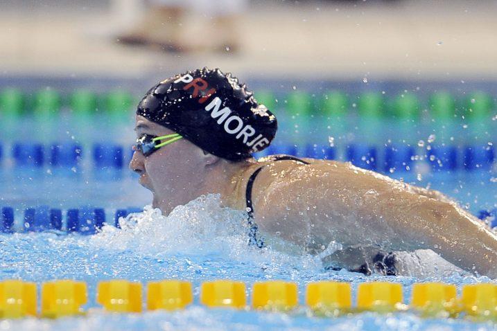 Ana Matković (Primorje CO)/Foto R. BRMALJ
