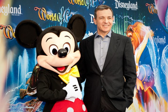 FOTO/Bob Iger, Flickr