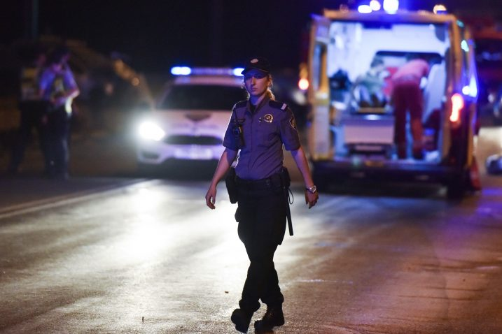 Tragična nesreća u Zagrebu odnijela dva života, a sve zbog obijesti / Foto Davor VIŠNJIĆ/PIXSELL