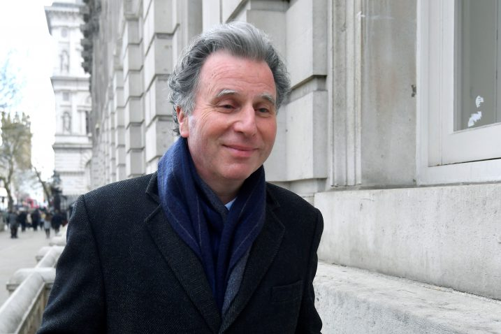 Oliver Letwin / REUTERS