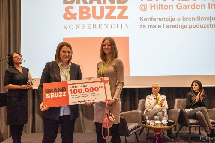 Nagradu od 100.000 kuna za novi vizualni identitet i oglašavanje koje daruju Logobox i Zagreb.info osvojio je arhitektonski studio SODA arhitekti