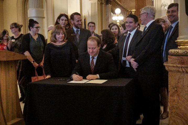 FOTO/Jared Polis, Colorado Senate GOP, Public Domain
