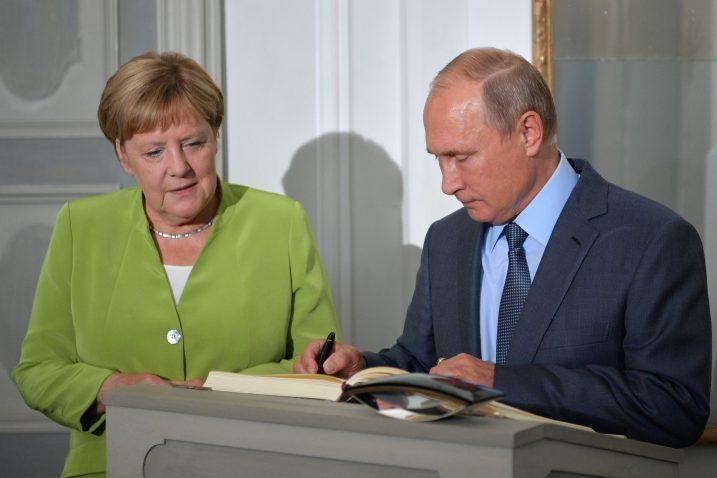 Foto Sputnik/Alexei Druzhinin/Kremlin via REUTERS