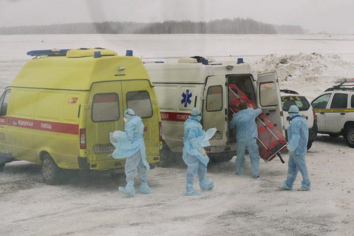 Foto Yuri Shestak/Vsluh.ru/Handout via REUTERS