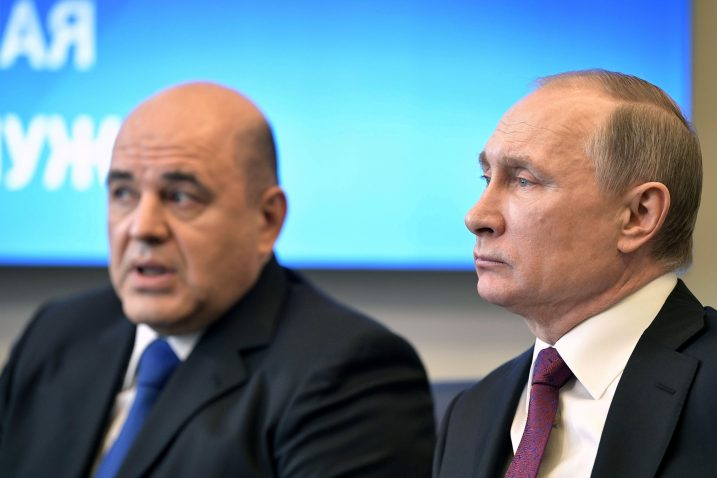 Foto Sputnik/Alexey Nikolskiy/Kremlin via REUTERS