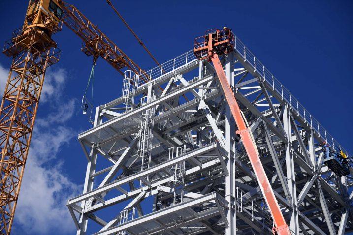 Veliki remont Rafinerije poboljšat  će kvalitetu zraka / Snimio Ivica TOMIĆ