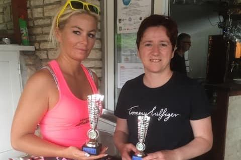 Finalistkinje kategorije Dame -45