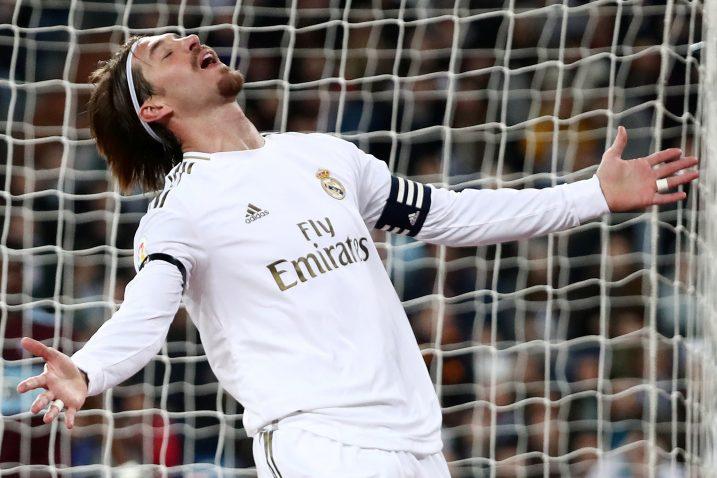 Sergio Ramos (Real Madrid)/Foto REUTERS