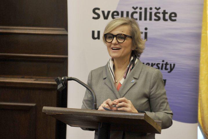 Prof. dr. Snježana Prijić Samaržija / Foto  Vedran KARUZA