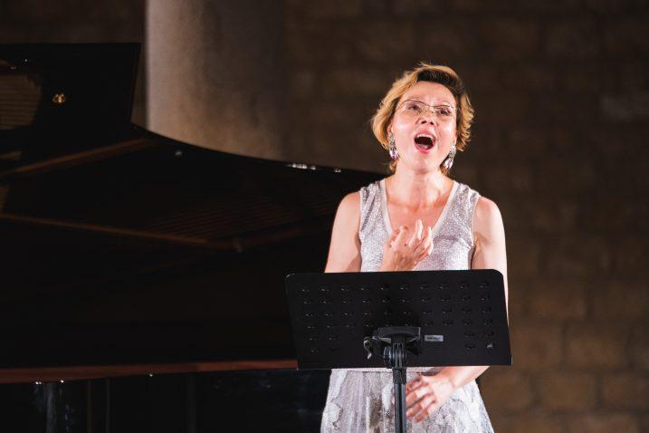 Renata Pokupić na Splitskom ljeto