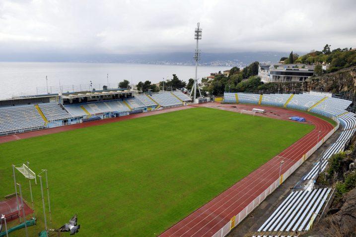 Riječanima i Primorcima uvijek drag stadion Kantrida najvredniji je u Primorsko-goranskoj županiji / NL arhiva