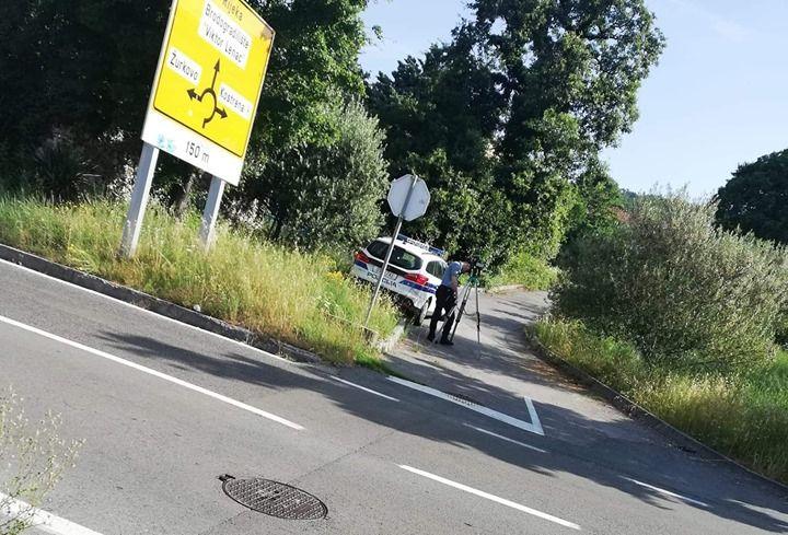 foto: Facebook: Problemi u prometu - Rijeka i okolica