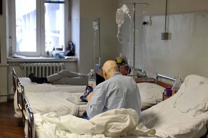 I zdravstvu je potrebna infuzija / Foto Vedran KARUZA