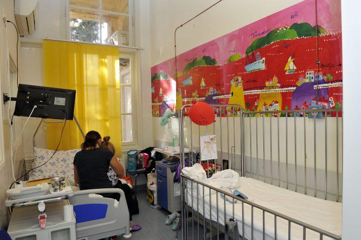 U idućem razdoblju planira se uvođenje novih dijagnostičkih i terapijskih postupaka - Klinika za pedijatriju KBC-a Rijeka / NL arhiva