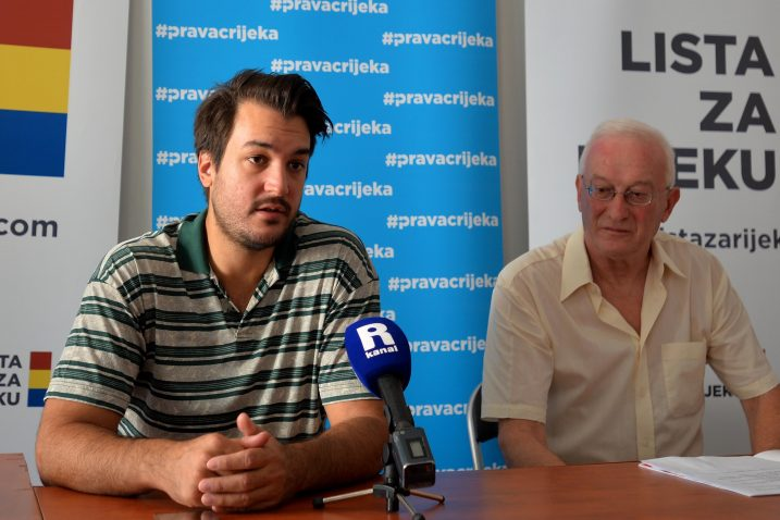 Filip Jakovac i Mladen Pantar / Foto Damir Škomrlj