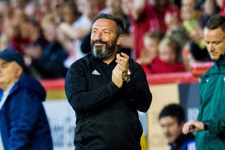 Derek McInnes, trener Aberdeena