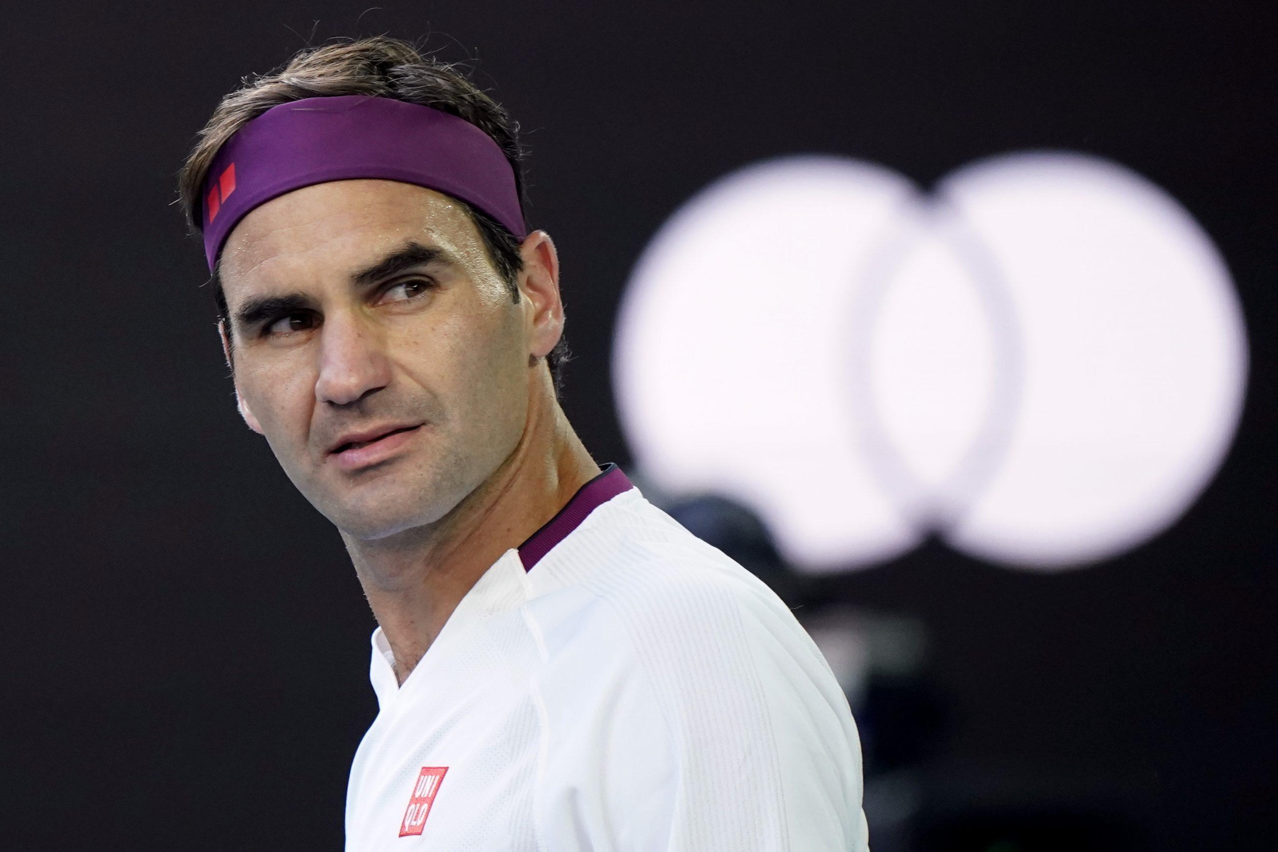 Roger Federer/Foto REUTERS