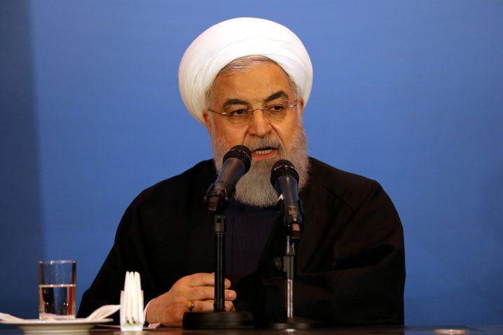 Hasan Rohani / REUTERS