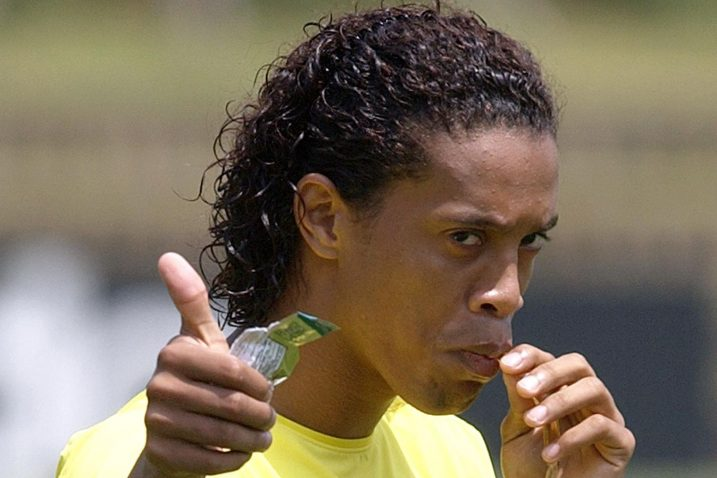 Ronaldinho/Foto REUTERS