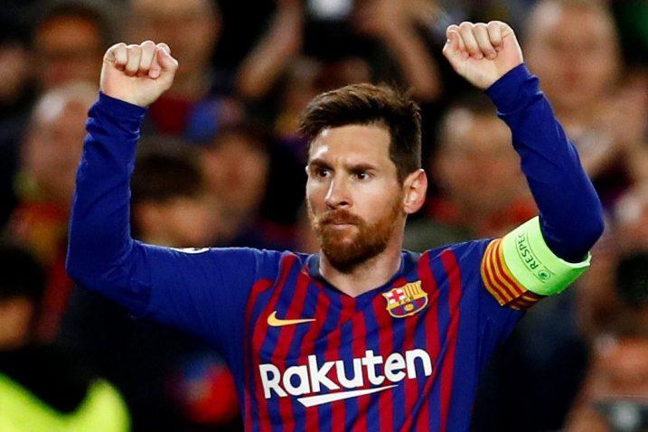 Leo Messi/Foto REUTERS