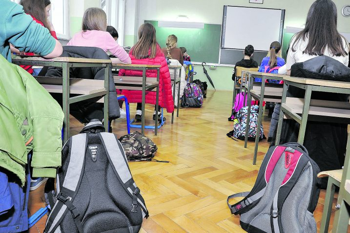 Učenike osnovnih škola dočekat će besplatni udžbenici / NL arhiva