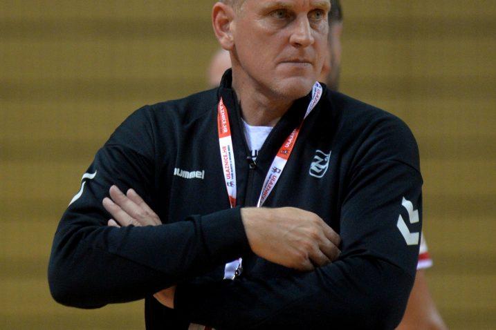Valter Matošević, trener Zameta/Foto Arhiva NL
