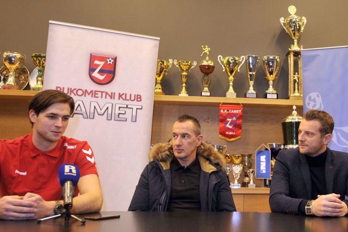 Veron Načinović, Vedran Babić i Dean Božić/Foto V. KARUZA