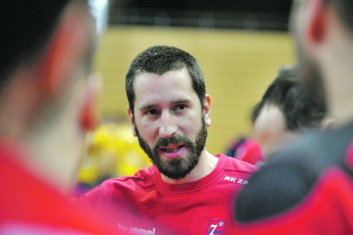 Igor Marijanović, trener Zamećanki/Foto Arhiva NL