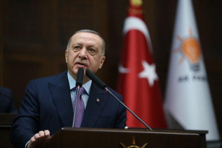 Turski predsjednik Tayyip Erdogan  / REUTERS