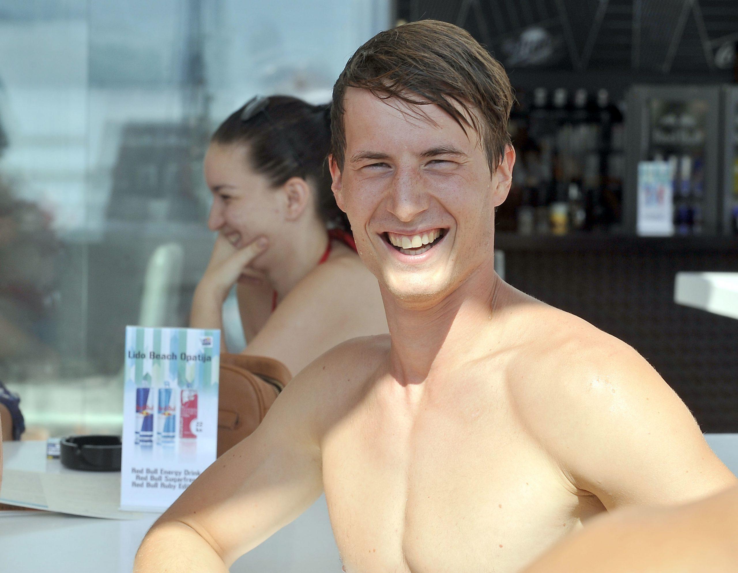 Ivan Močinić odmara i trenira u rodnom gradu i čeka novi angažman/Foto Arhiva NL