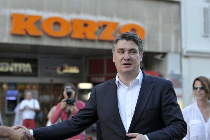 Zoran Milanović Foto/Vedran KARUZA