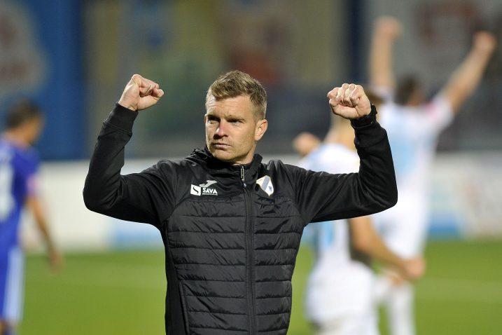 Simon Rožman ovako je proslavio vrijednu pobjedu u Koprivnici/D. KOVAČEVIĆ