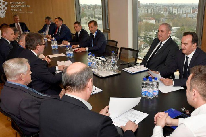Skupština HNS-a održana je u zagrebačkom hotelu DoubleTree by Hilton/Foto cff-hns.hr