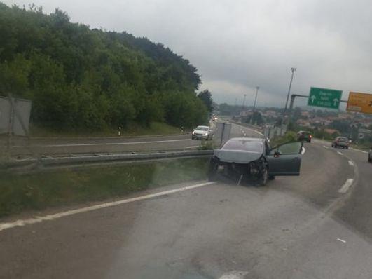 Foto Problemi u prometu - Rijeka i okolica / Facebook / S.S.V.