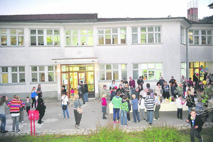 Područna škola u Rukavcu ima problema s nedostatkom učitelja / Snimio Marin ANIČIĆ