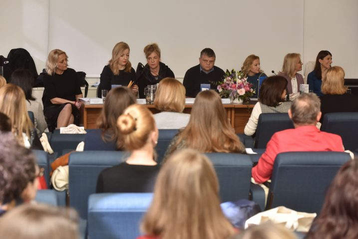 Ženska soba predstavila je kampanju protiv seksualnog nasilja nad djecom i mladima / Foto DAVORIN VISNJIC/PIXSELL