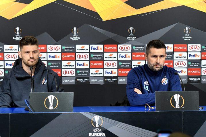 Bruno Petković i Nenad Bjelica/Foto D. LOVROVIĆ
